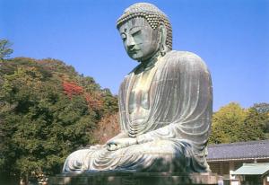 鎌倉大仏殿高徳院    鎌倉大仏と高徳 - 境内の四季
